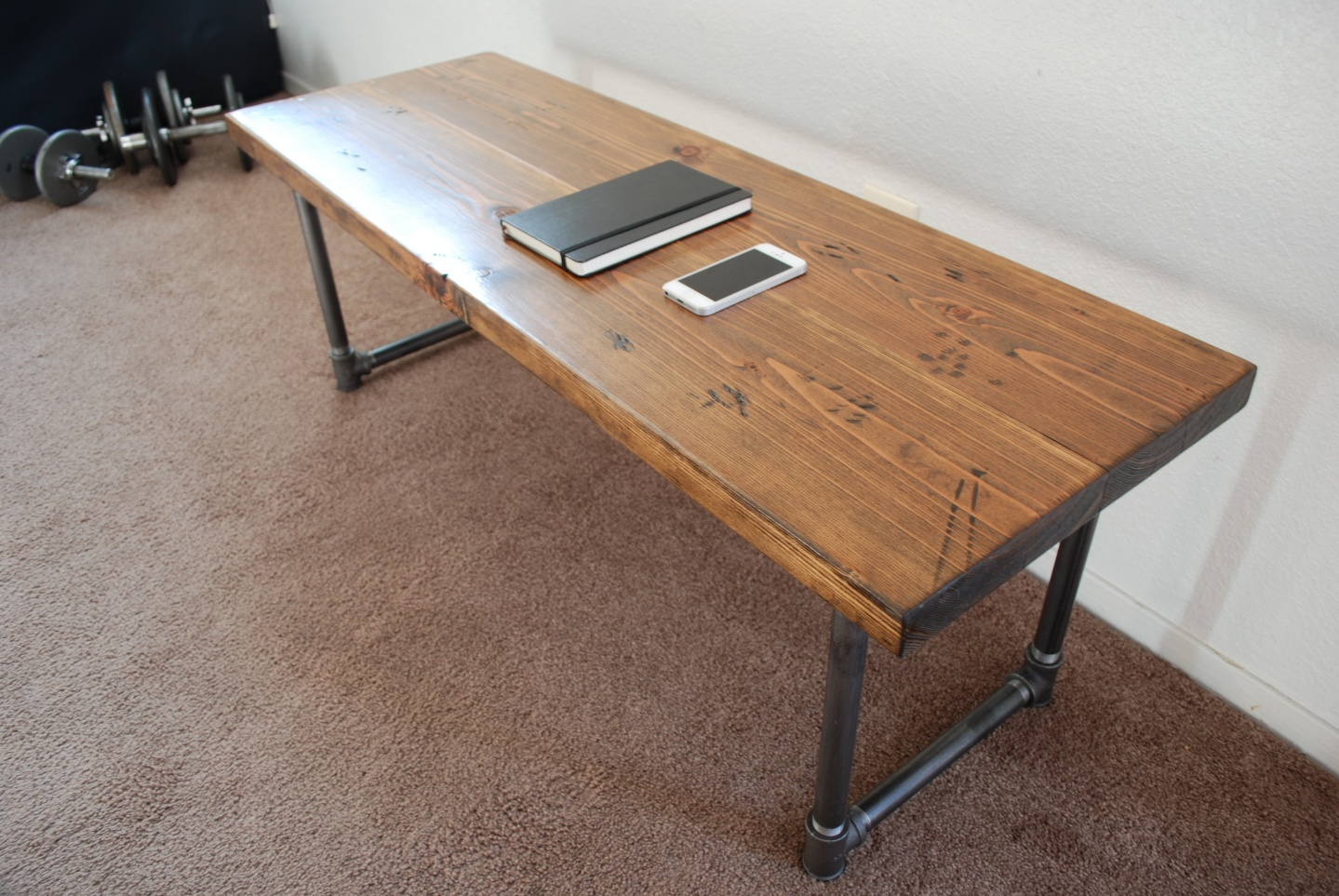 Tables modern reclaimed design for Reclaimed wood bay area ca